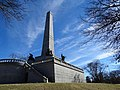 View of Lincoln's Tomb - Oak Ridge Cemetery - Springfield - Illinois - USA - 04 (32921869335).jpg