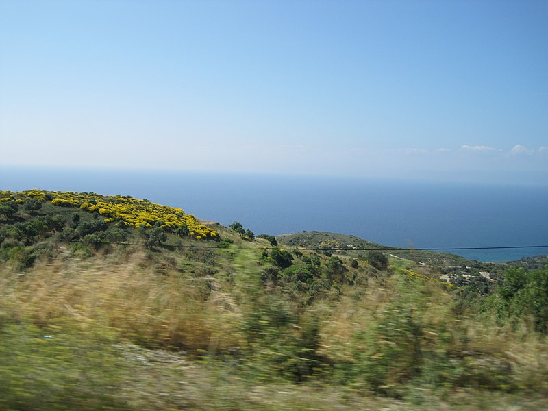 File:View to LESBOS Island (GR) - panoramio.jpg