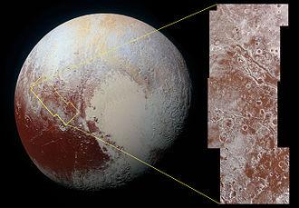 Viking Terra - Image: Viking Terra on Pluto
