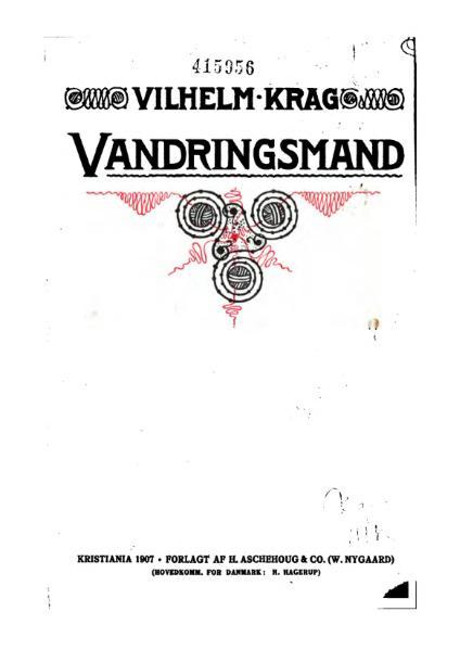 File:Vilhelm Krag - Vandringsmand.djvu