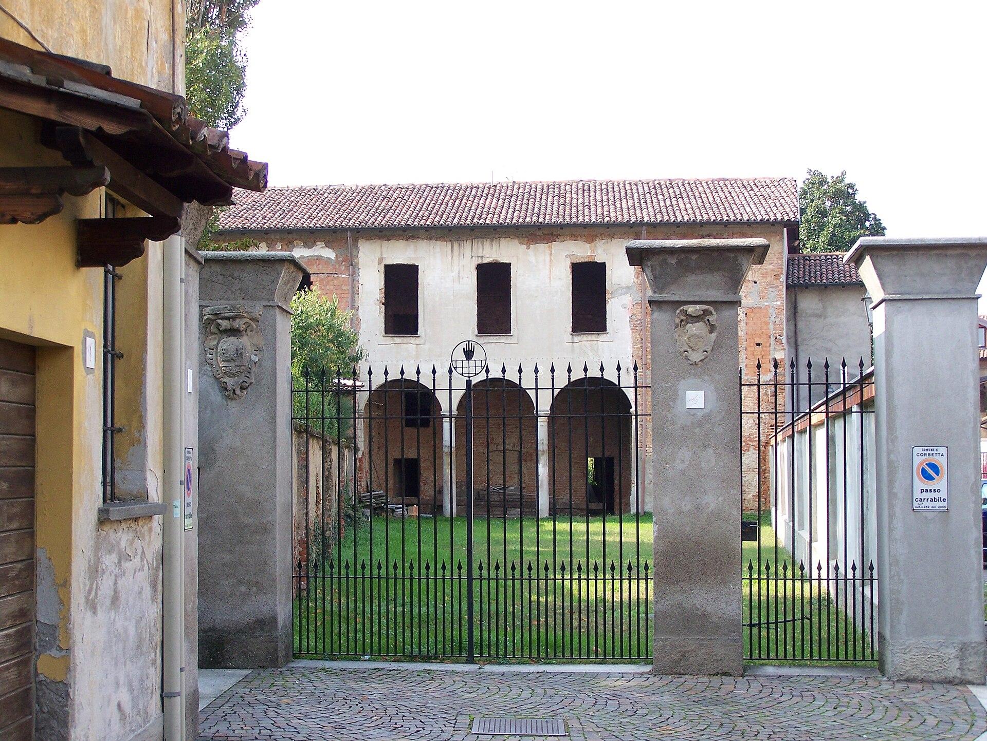 Villa Vendesi Via Frejus Torino