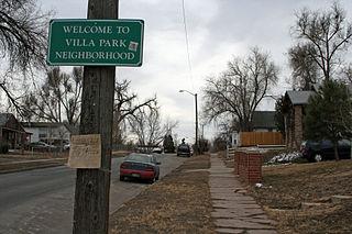Villa Park, Denver