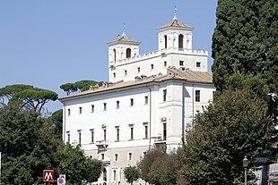 Villa Medici Rome Visit