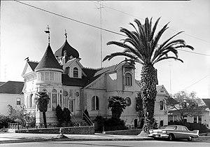Francis Grierson - Villa Montezuma in 1964