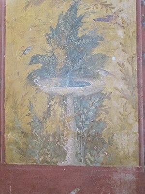 Villa Poppaea - Image: Villa Oplontis (8020741895)
