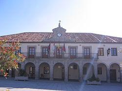 Villacastín, ayuntamiento