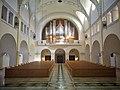 Vilshofen an der Donau, Abtei Schweiklberg, Dreifaltigkeitskirche, Orgel (6) 2.jpg