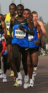 Vincent Kipruto Kenyan marathon runner