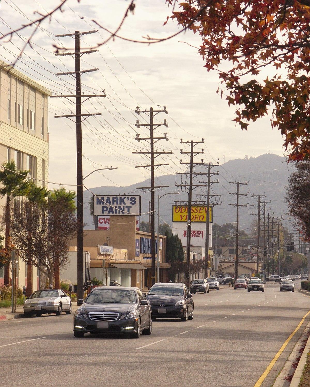 улица норт голливуд фото пирог картошкой