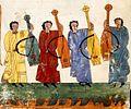 Violas de arco en un manuscrito del año 900 - 950.jpg