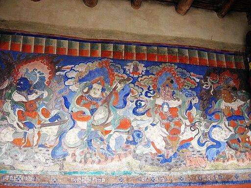 Virudhaka-Dhritarastra-Virupaksha-Vaisarvana