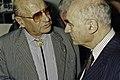 Visite de Mr Curien au SIA 1991-3-cliche Jean Weber.jpg