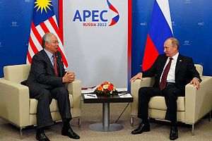 Vladimir Putin - 080912