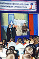 Vladimir Putin in the United States 13-16 November 2001-39.jpg