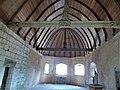 Voûte de la chapelle haute Sainte-Chapelle duchâteau de Châteaudun Eure-et-Loir France.jpg