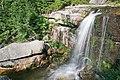 Vodopád v závěru PR Jedlový důl.jpg