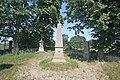 Vojenský hřbitov - z války r. 1866 (Nový Bydžov), za nemocnicí.JPG