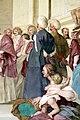 Volterrano, fasti medicei 07 Cosimo II riceve i vincitori dell'impresa di Bona, 1637-46, 09.JPG