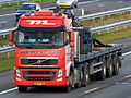 Volvo FH 420 6X2, Van Der Meijden.JPG