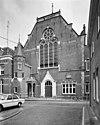 voorgevel van de synagoge te zwolle - zwolle - 20229979 - rce