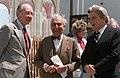 W. Graham Claytor, Edward Hidalgo, and John Warner.jpg