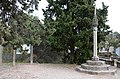 WLM14ES - Creu de terme d'Aiguamúrcia, Santes Creus, Alt Camp - MARIA ROSA FERRE.jpg