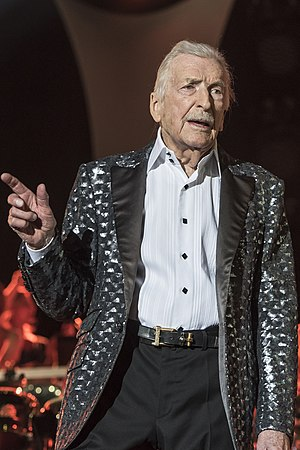James Last - Last in April 2015, two months before his death