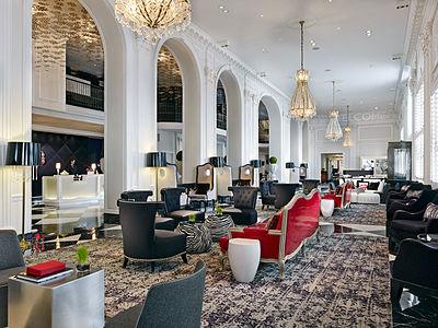 Interior of the Hotel Washington (Washington, D.C.)