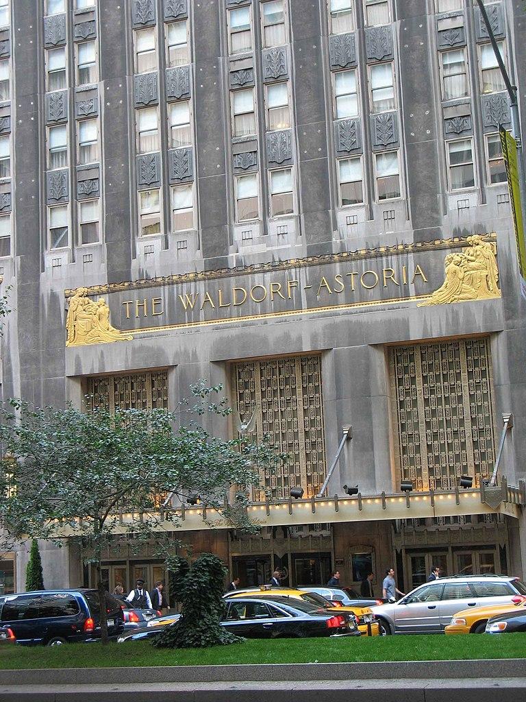 Waldorf Astoria New York Most Expensive Room