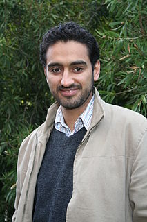 Waleed Aly Australian radio and television presenter