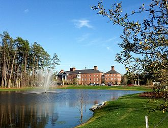 Coastal Carolina University - The E. Craig Wall Sr. College of Business Administration