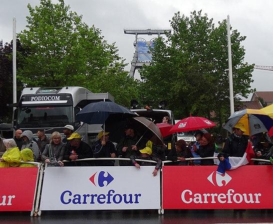 Wallers - Tour de France, étape 5, 9 juillet 2014, arrivée (A46).JPG