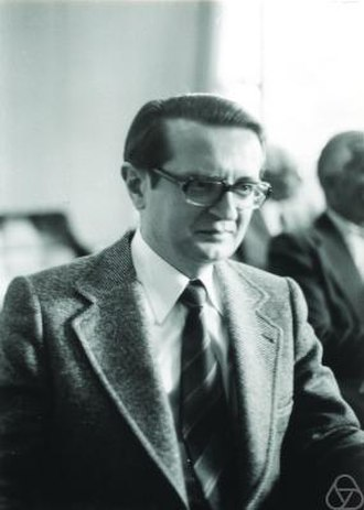 Walter Benz - Walter Benz in 1975 (photo from MFO)
