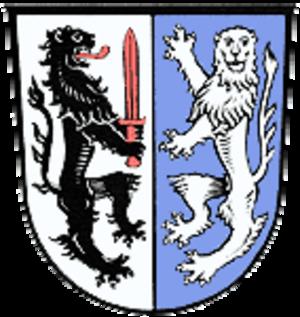 Babensham - Image: Wappen Babensham