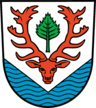 Coat of arms of the municipality of Briesen (Mark)