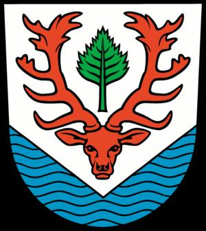 Briesen (Mark) - Image: Wappen Briesen (Mark)