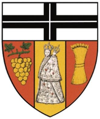 Bruchhausen - Image: Wappen Bruchhausen