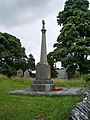 War Memorial, Crosscrake - geograph.org.uk - 863356.jpg