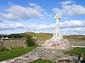 War memorial, Kinlochbervie - geograph.ie - 5519050.jpg