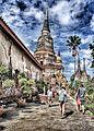 Wat Yai Chai Mongkhon, Ayutthaya, Thailand.jpg