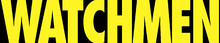Description de l'image Watchmen Film Logo.png.