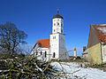 Weil, LL - Petzenhausen - Frauenkirche v SO, Winter 02.JPG