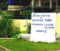 Welcome Gate To Toba, Siantar Selatan, Pematangsiantar.JPG