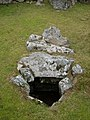 Well in Staneydale Temple - geograph.org.uk - 1069630.jpg