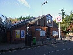 West Harrow stn building2