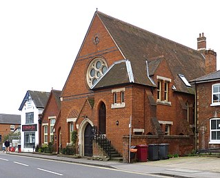 West Memorial Hall church in the United Kingdom