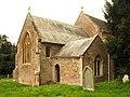 West Monkton church (2021) east end.JPG