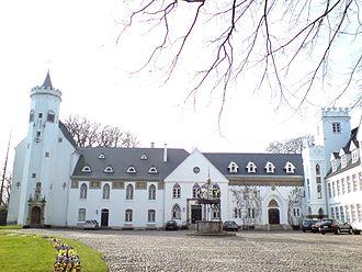 Johan Rantzau - Schloss Breitenburg at   Steinburg