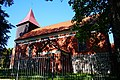 Wieś Blanki, pow. lidzbarski. Kościół pw. Św. Michała Archanioła - panoramio.jpg