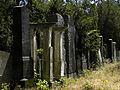 Wien-Simmering - Zenralfriedhof - alte jüdische Abteilung - Grabreihe I.jpg